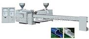 加筋管設備-PVC塑筋螺旋增強管生產線