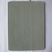 细条文橡胶板 防滑橡胶板