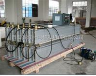ZJL组合式输送胶带硫化接头机