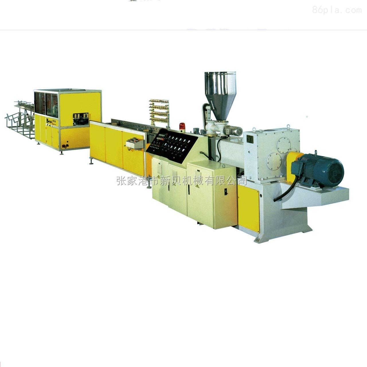 供應波紋管成型機-江蘇新貝機械