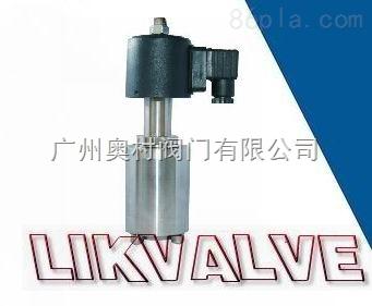 技术部电话:13826088101产品详情进口双控电磁阀型号:lik  莱克生产的