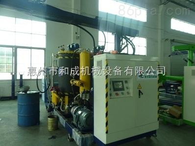 供應免清洗聚氨酯高壓發泡機PU設備