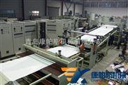 康帕斯机械PE、PP、PS、PVC板材生产线