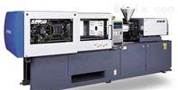 厂家优惠卧式注塑机锁模力398T标准注塑机