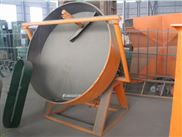 出售有机肥设备 实验室圆盘造粒机 有机肥圆盘造粒机