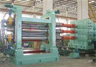 供应PVC五辊压延机;PVC吸塑片、淋水片机械设备;压延片材