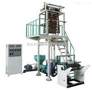 瑞安富豪機械專業生產as高速700型PE吹膜機
