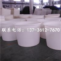 M-1200L食品级塑料圆桶,敞口腌制桶厂家