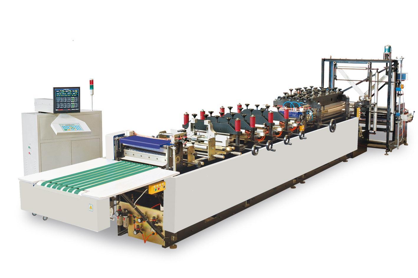 制袋加工是塑料软包装生产加工的最后一道工序,如果制袋质量不合格或