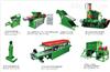广东橡塑制品造粒生产线